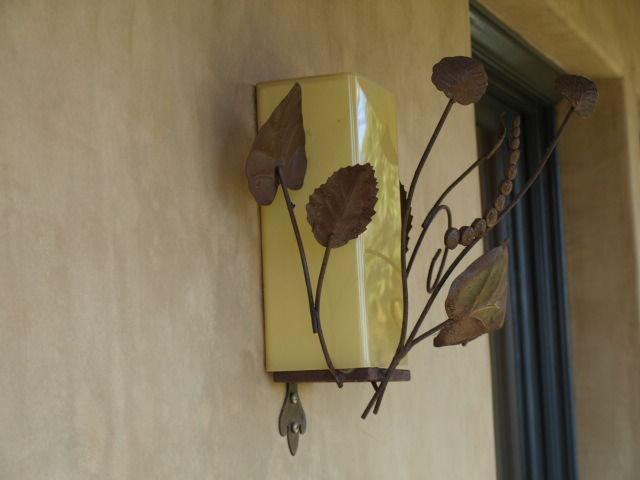 newbury park exterior lighting sconce