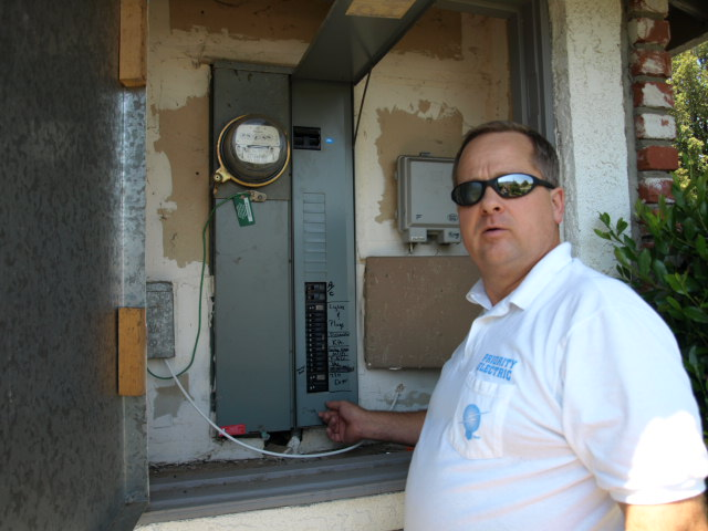 newbury park electric company electrical contractor